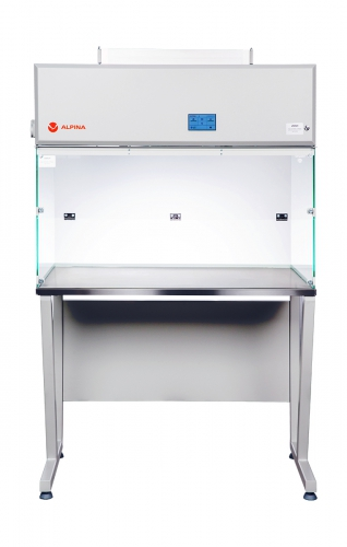 Fume Hood D1000 table - front