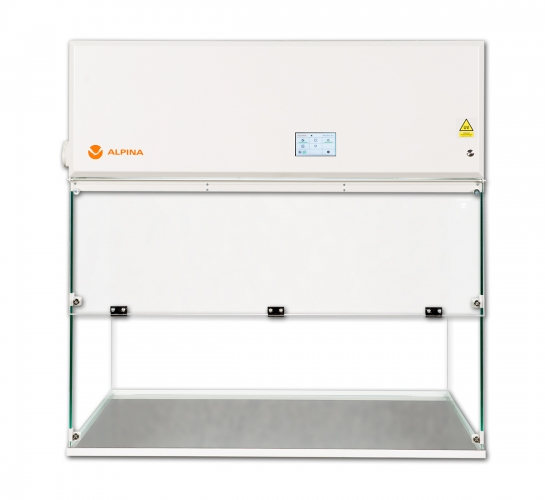 Chamber S100 PCR - front